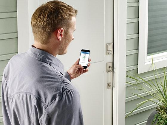 Schlage Sense Smart Deadbolt Home Security Lock sweepstakes