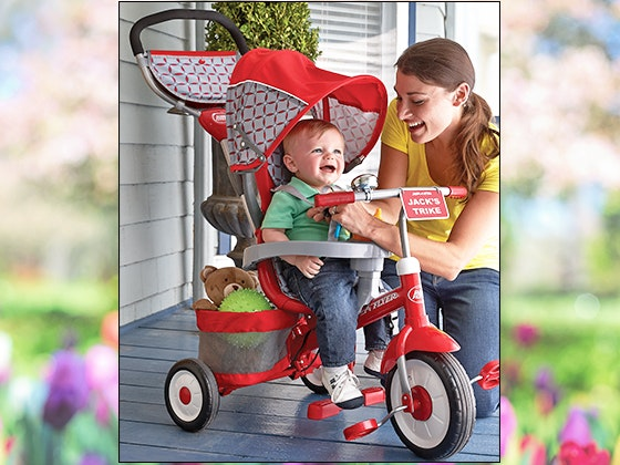 Build a trike giveaway 1