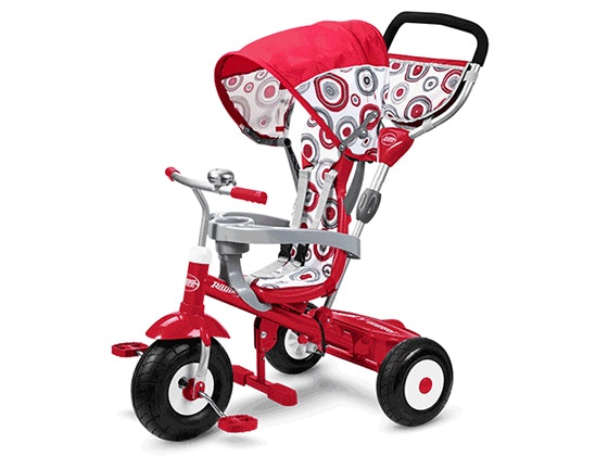 $100 Credit for Build-a-Trike sweepstakes
