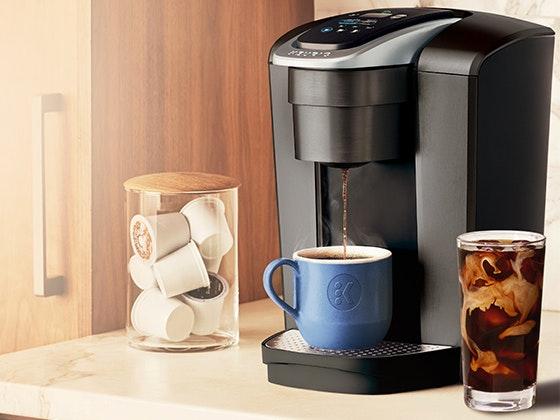 Keurig® K-Elite™ Coffee Maker sweepstakes