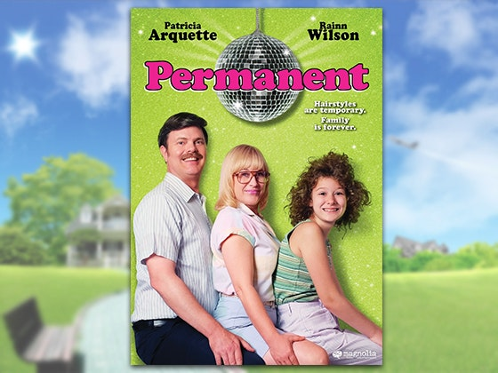 """Permanent"" on Blu-ray™ sweepstakes"