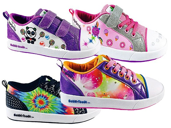 Stylish Sneakers from Bobbi-Toads sweepstakes
