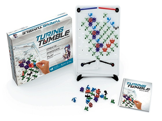 The turning tumble puzzle game giveaway
