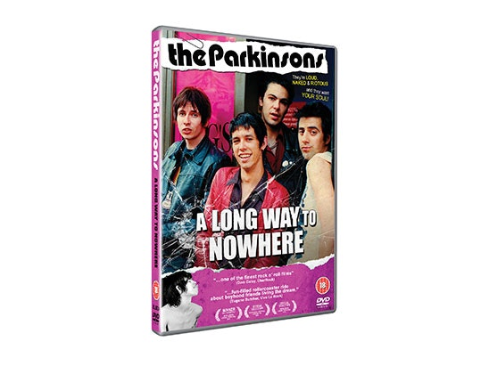 DVD GIVEAWAY OF NEW FILM THE PARKINSONS sweepstakes