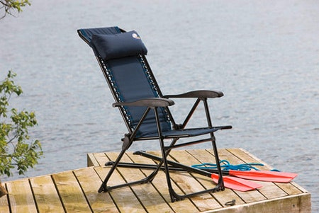 Suncoat padded recliner chair