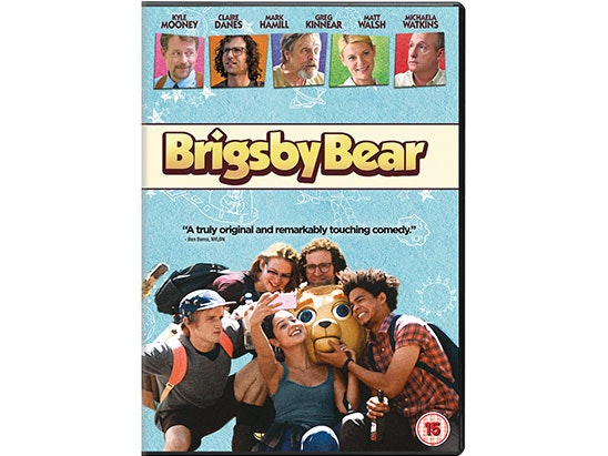 Sony Blu-Ray player and Brigsby Bear on DVD worth £100 sweepstakes