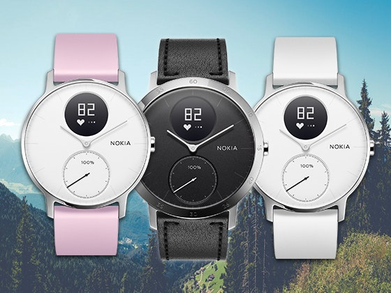 Nokia steel hr activity watch giveaway 1