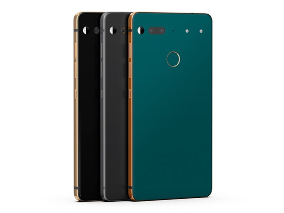 Limited-Edition Essential Smartphone sweepstakes