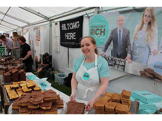 family tickets to The Great British Food Festival sweepstakes