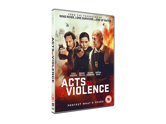 1x Beer Hawk American Beers Mixed Case + 1x Acts of Violence DVD sweepstakes