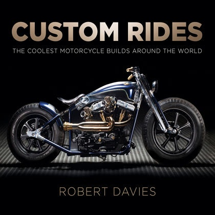 Custom Rides book sweepstakes