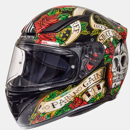 MT Revenge Helmet sweepstakes