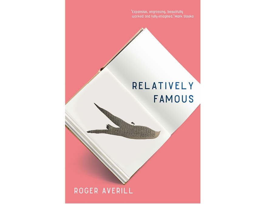 book Relatively Famous  sweepstakes