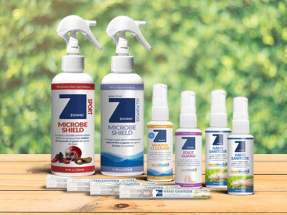 Zoono germfree homeofficeschool kit giveaway