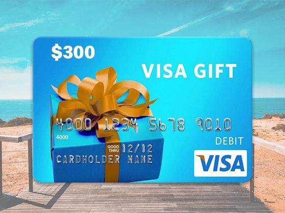 Year's Supply of Tastykake Treats & a $300 Visa Gift Card sweepstakes