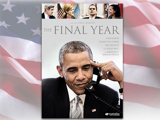 """The Final Year"" on DVD sweepstakes"