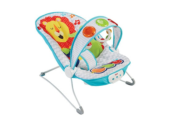 Seven Fisher-Price® Kick 'n Play Musical Bouncer sweepstakes