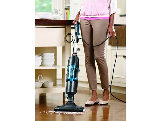 TWO BISSELL VAC & STEAM sweepstakes