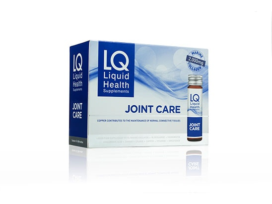 4 x LQ LIQUID JOINT CARE BOX sweepstakes