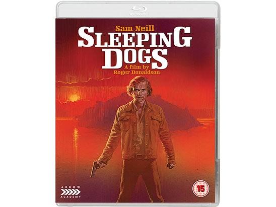 5 X SLEEPING DOGS ON BLU RAY  sweepstakes
