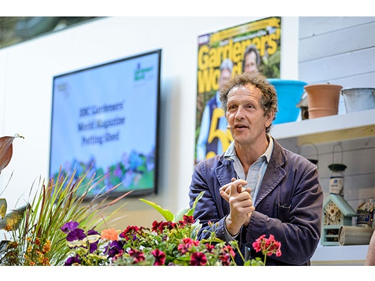 10 x [airs of tickets to BBC Gardeners World Live and BBC Good Food Show  sweepstakes