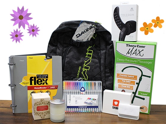 """Beat the Tax Season Blues"" Springtime Swag Bag sweepstakes"
