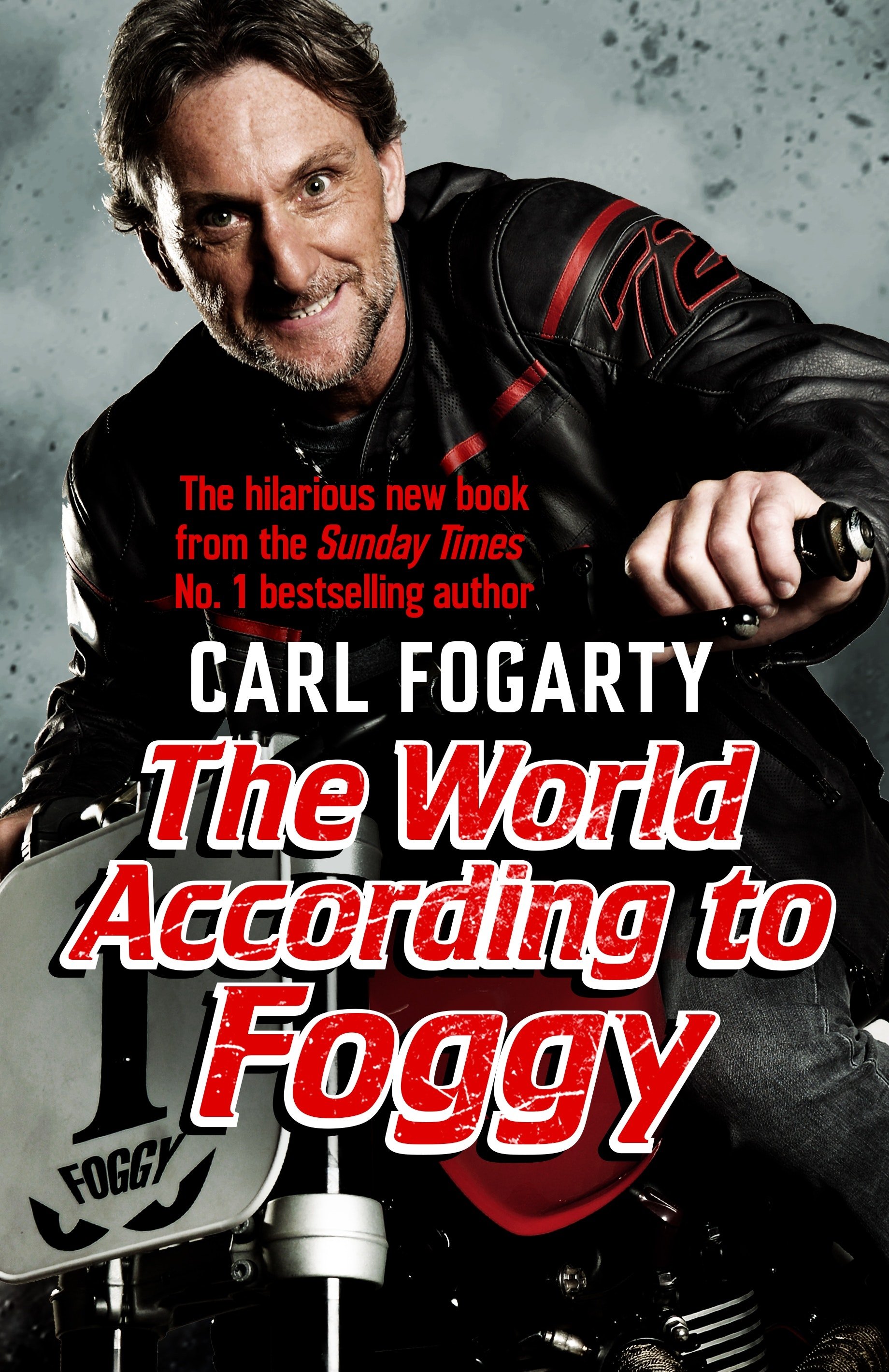 Win a signed copy of Foggy's Book sweepstakes