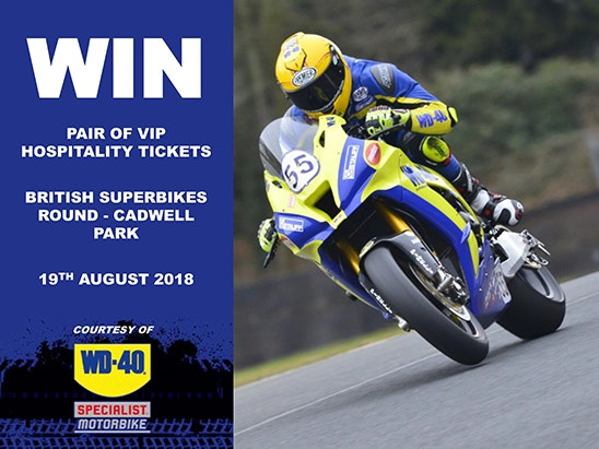 2 x hospitality tickets for a BSB round sweepstakes