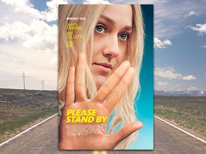Please stand by dvd giveaway 1