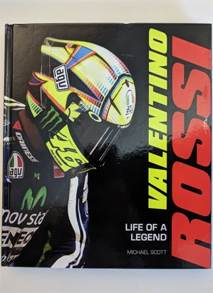 Rossi - Life of a legend in hardback sweepstakes