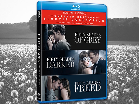 Fifty shades of grey collection bluray giveaway 1