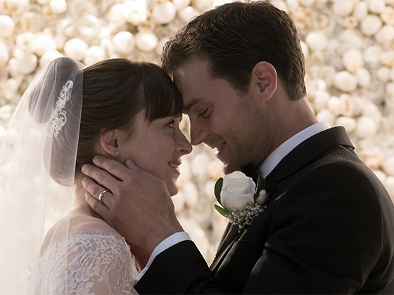 "Complete ""Fifty Shades of Grey"" Collection on Blu-ray sweepstakes"