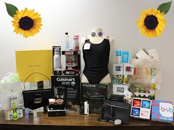 Music Festival Trends Swag Bag from Backstage Creations sweepstakes