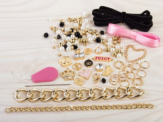 Make It Real Juicy Couture™ Chains & Charms Kit sweepstakes