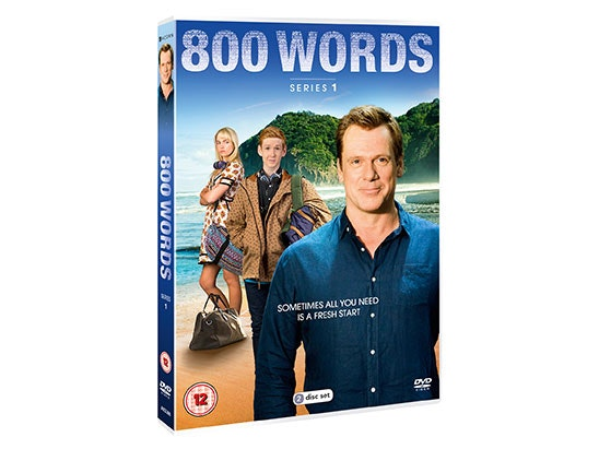 3 X Copis of 800 words on DVD sweepstakes