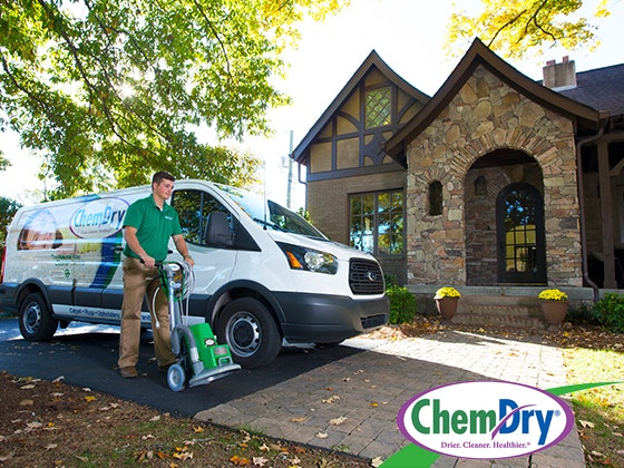 Year of Chem-Dry Healthy Home Carpet & Upholstery Cleaning Services sweepstakes