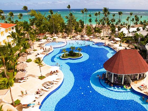 Luxury Bahia Principe Esmeralda Hotel Trip sweepstakes