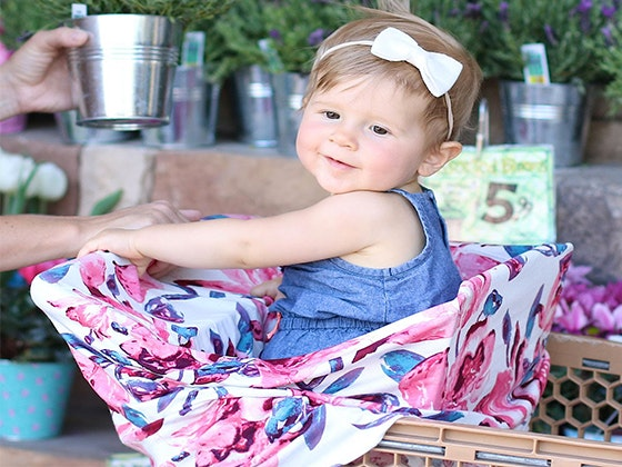 Covered Goods Four-In-One Nursing Cover sweepstakes