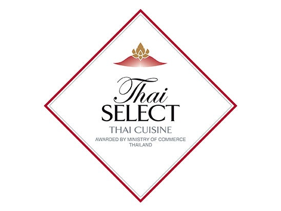 £100 to spend at a London-based 'Thai SELECT' restaurant sweepstakes