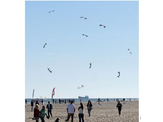 Kite sweepstakes