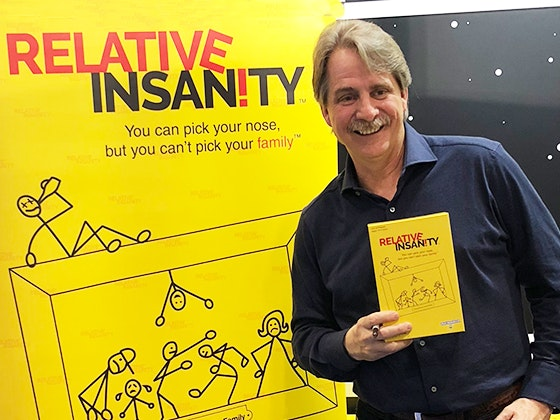 Relative Insanity Card Game & $100 Amazon Gift Card sweepstakes