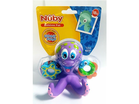 Nuby octopus sweepstakes