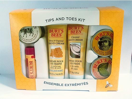 Burt's Bees sweepstakes