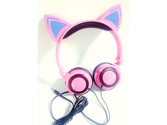 cat ear heapdhones sweepstakes