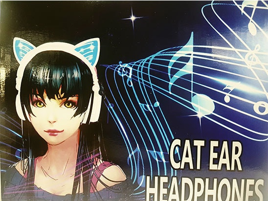 cat ear heapdhones sweepstakes