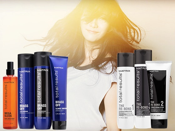 Matrix Total Results Hair Care sweepstakes
