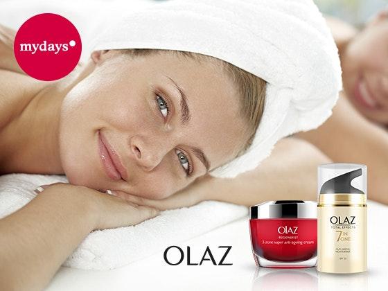 Olaz Beauty-Paket zu gewinnen! Gewinnspiel