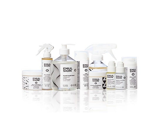 A selection of premium products by Emulsion  sweepstakes