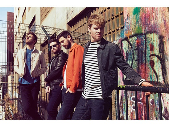 Return flights, 2 nights accomodation, 2 x tickets to see Kodaline in concert  sweepstakes