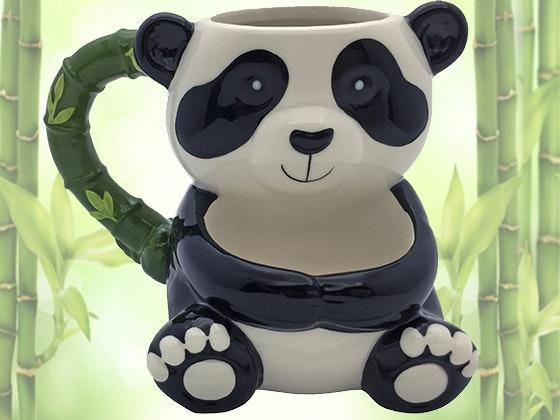 Streamline Panda Milk & Cookies Mug sweepstakes